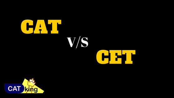 CAT vs CET