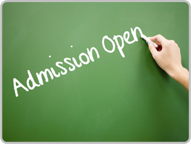 Admission Process for CET