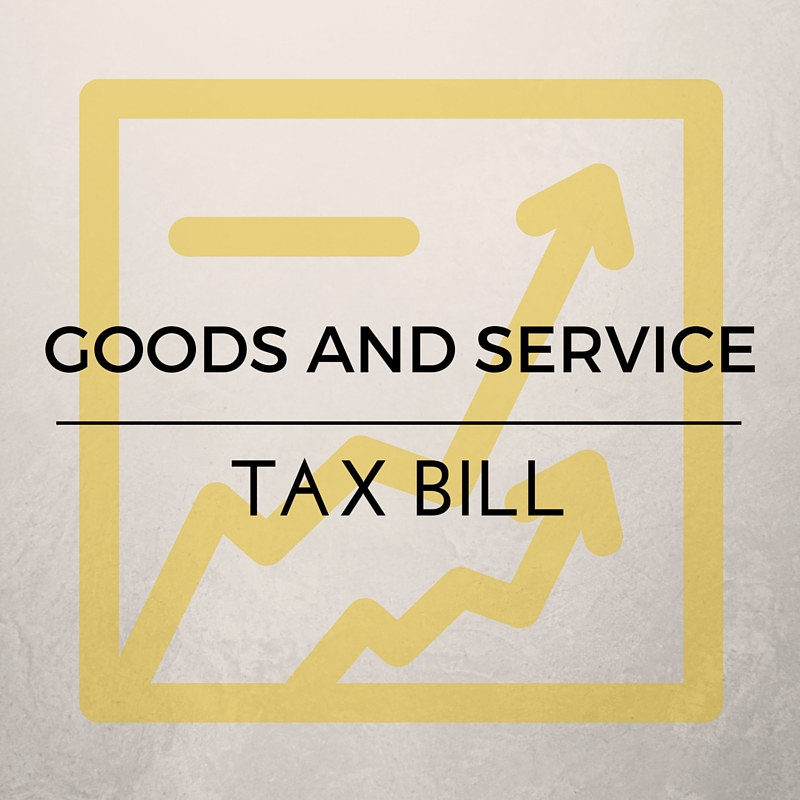 Current Affair For GDPI - Goods and Service Tax (India)