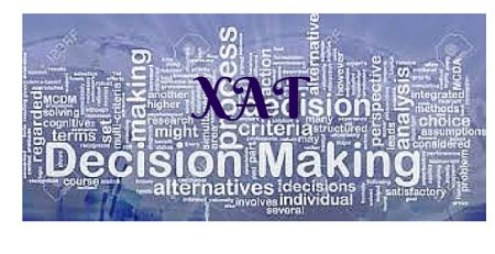 How to tackle decision making in XAT