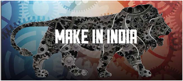 Current Affair For GDPI - MAKE IN INDIA