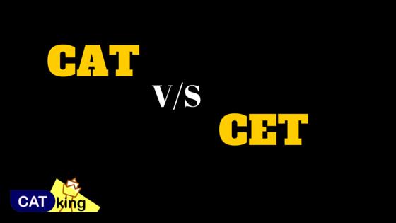 CAT vs CET