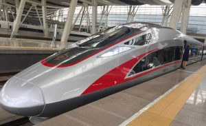 Bullet trains incoming!