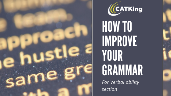 Catkign cover how to improve gramamr