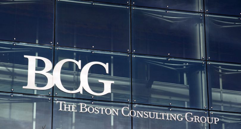 BCG top finance company for MBA finance