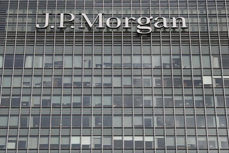 JP Morgan top finance company for MBA finance