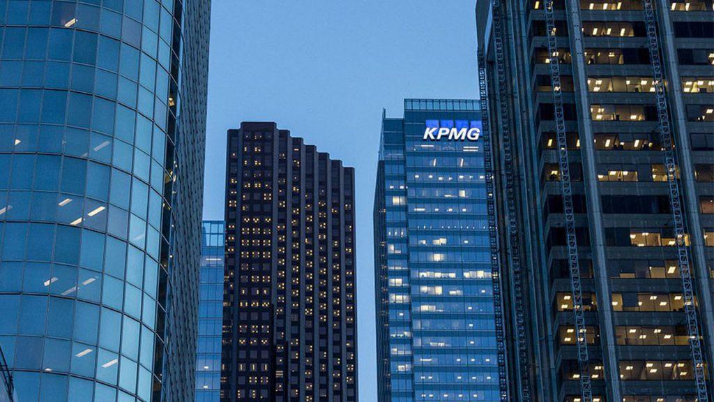 KPMG top finance company