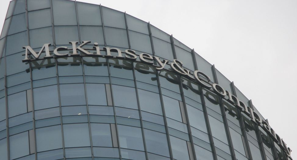 Mckinsey and co top finance company for MBA finance
