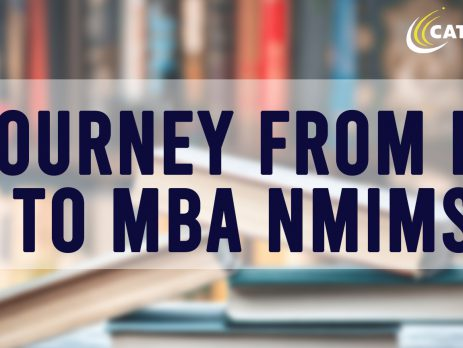 journey from IT to MBA NMIMS