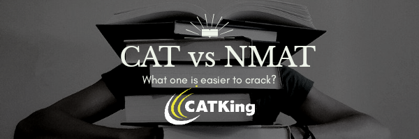 CAT vs NMAT difference CATKING