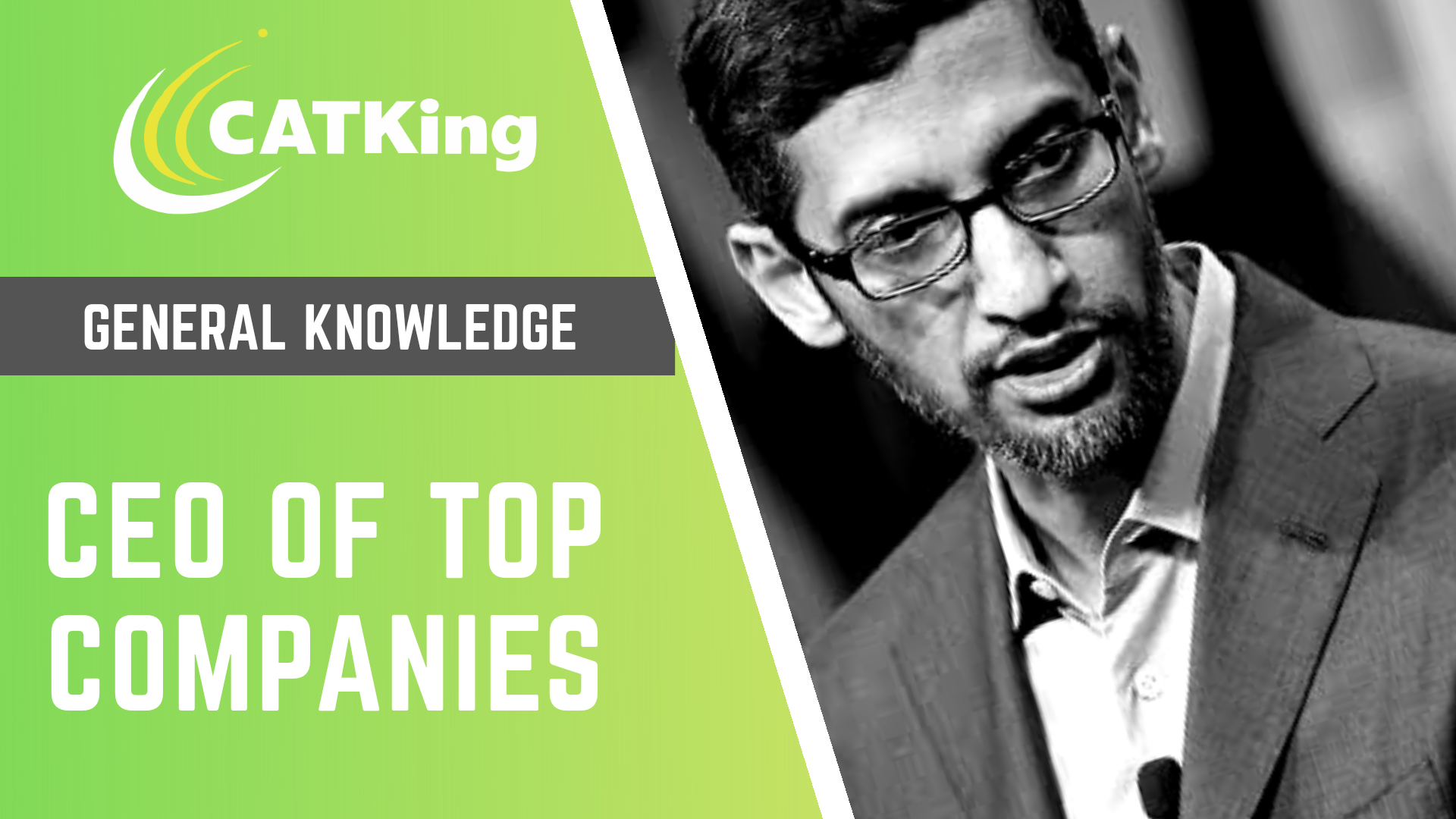 catking cover ceo of top companies