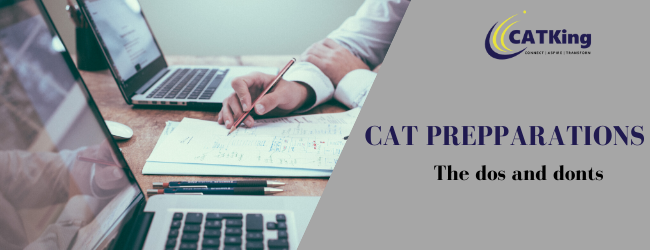 cat preparations- the dos and donts