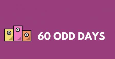 score 320+ in 60 days