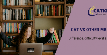 cat vs other mba exams