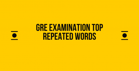 gre examination vocabulary