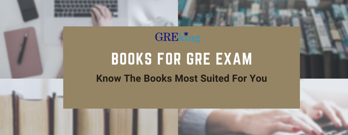 GRE Exam Books