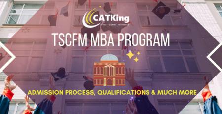 TSCFM MBA Program