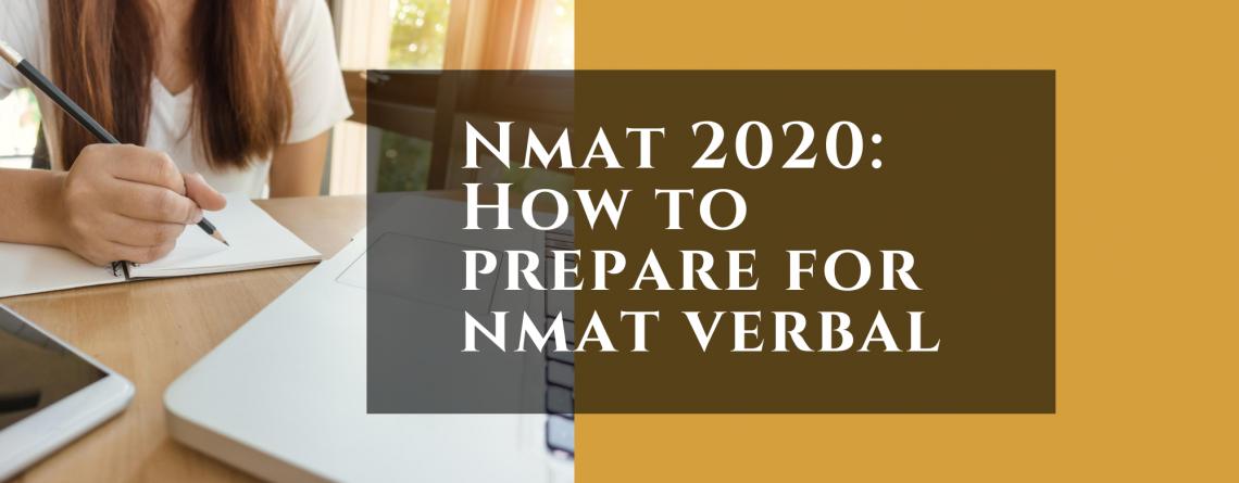 NMAT Verbal