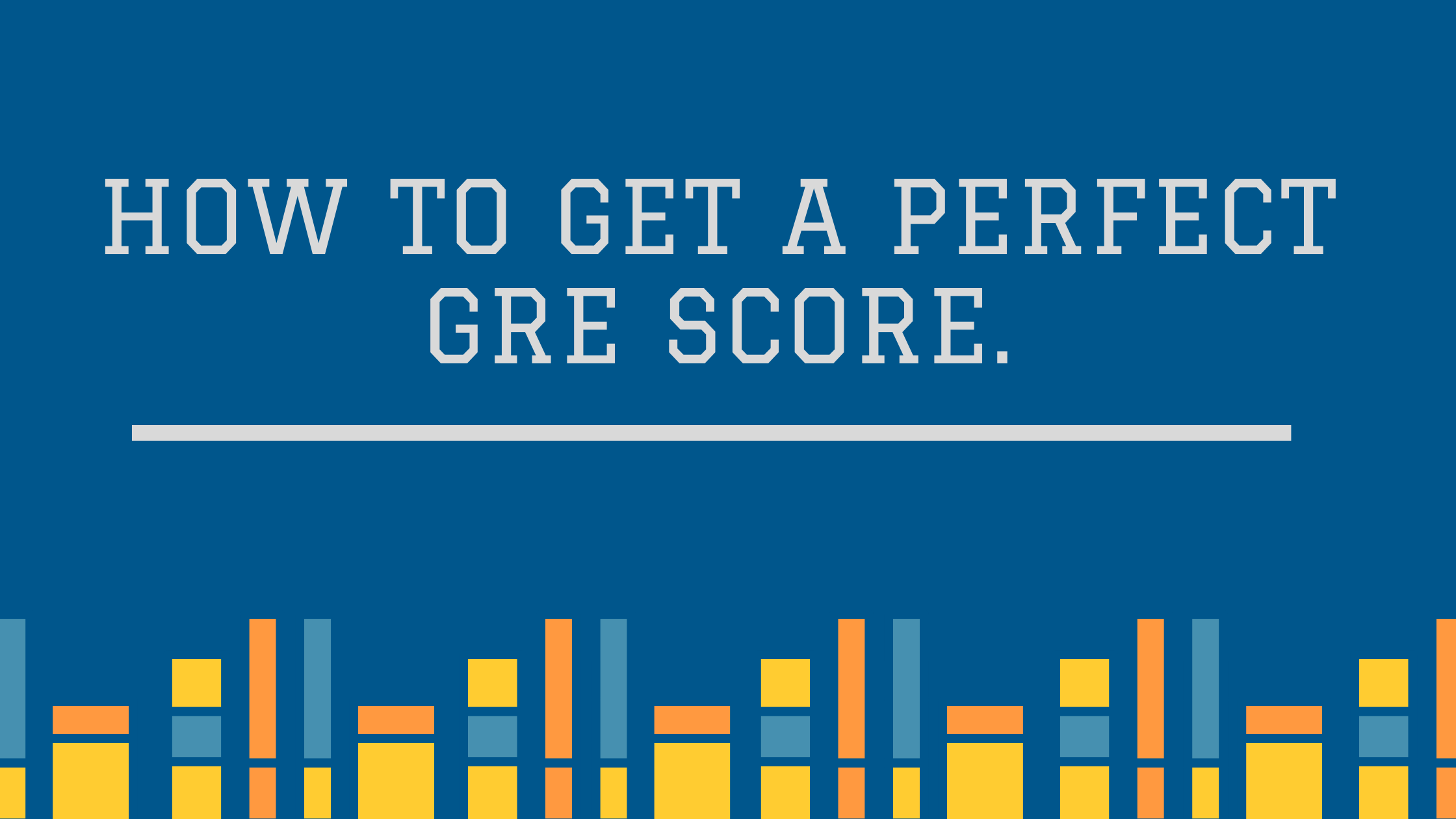 7 Shortcut tips to get a 320 in GRE