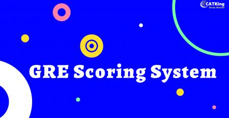 GRE Scoring system