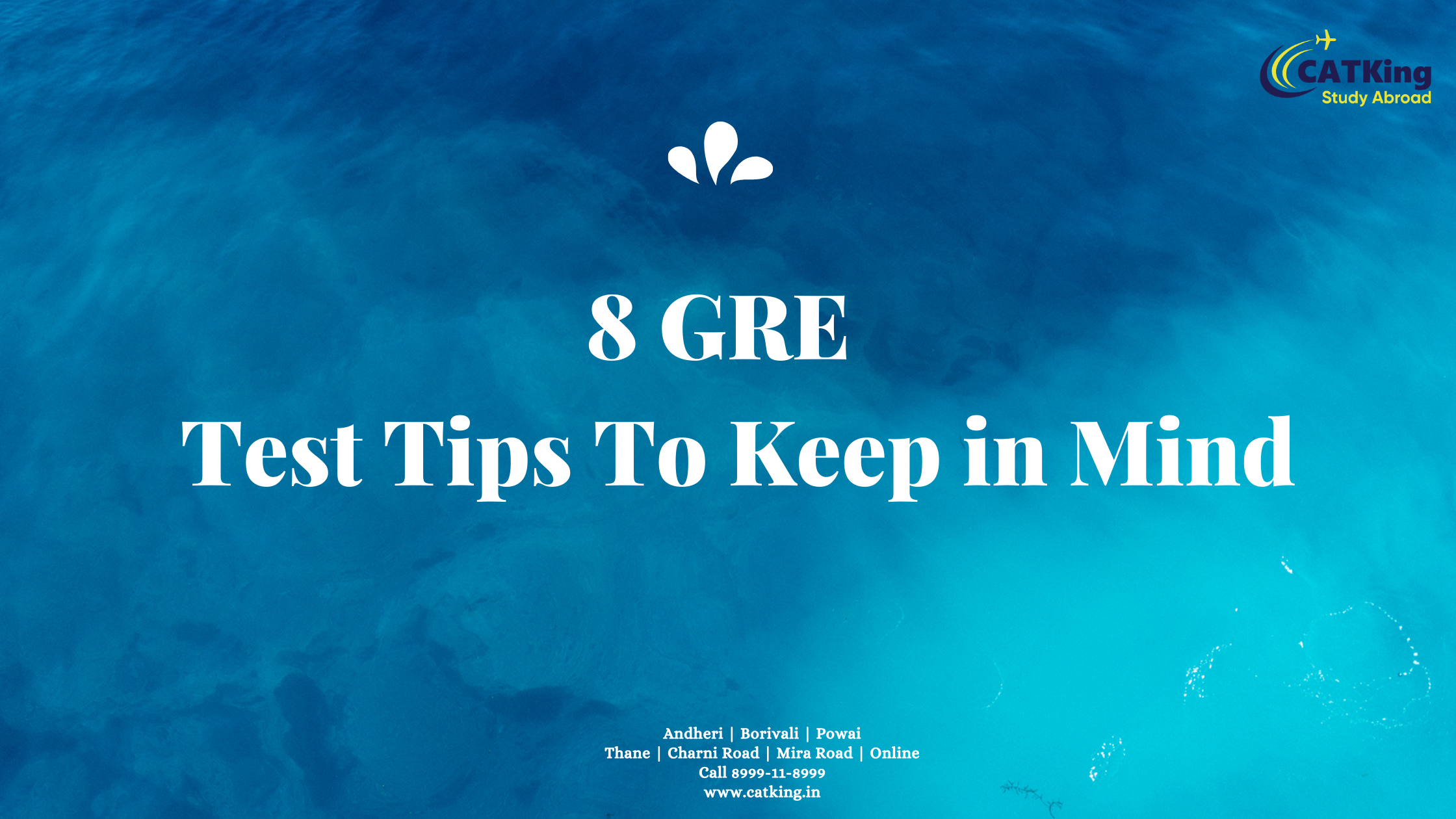 8 GRE Test Tips To Keep in Mind