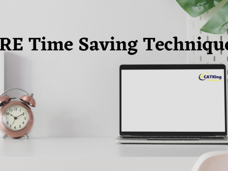 GRE Time Saving Techniques