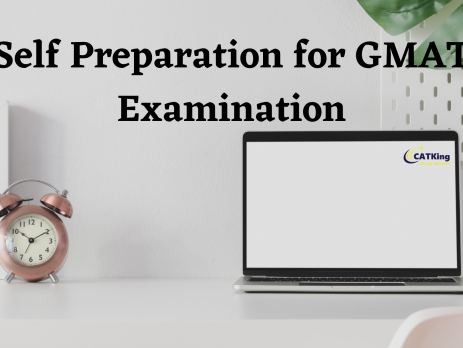 Self Preparation for GMAT Examination
