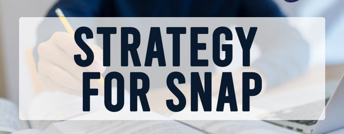 Strategy for SNAP